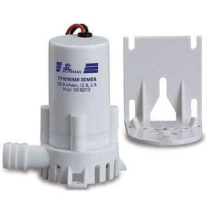 Трюмная помпа TMC300, 12 В 18.9 л/мин
