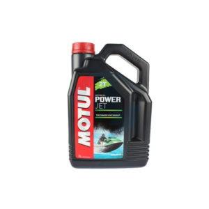 Масло Motul Powerjet 2T (гидроцикл.), 4 л.
