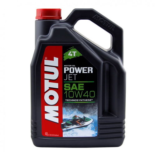 Моторное масло Motul 4t 10w40
