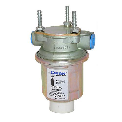 Топливный насос генератора Kohler