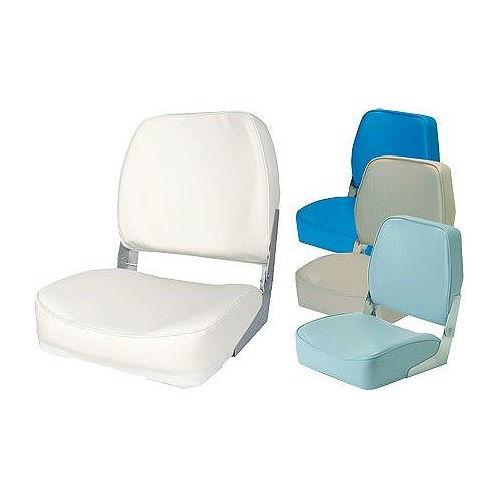 Виниловое сиденье Quality (серое)