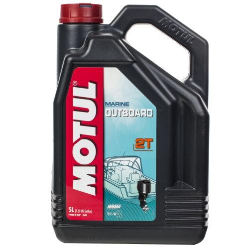 Минеральное масло Motul Outboard 2T