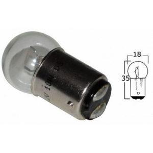 Двухконтактная лампочка, 24 В 10 Вт