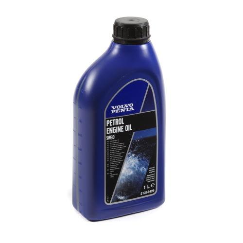 Минеральное масло Volvo Penta 5w30
