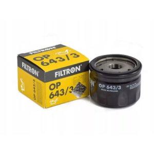 Масляный фильтр дизел. генер. Filtron
