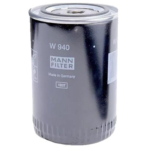 Масляный фильтр Mann W940/27