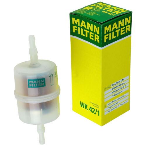 Топливный магистр. фильтр Mann