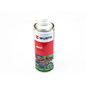 Многоцелевая смазка Wurth WR-40, 0.1 л.