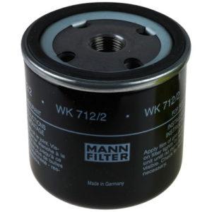 Топливный фильтр Mann wk712/2