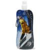 Бутылка для воды VP с карабином, 480 мл.