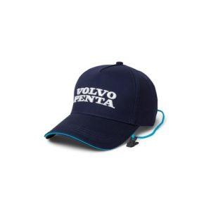 Бейсболка с 3D-эмблемой VP (синяя)