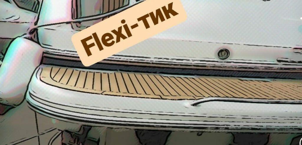 флекситиковая палуба
