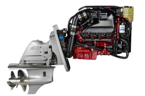 V8-430-CE/FWD