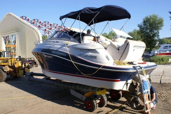 техническое обслуживание лодок, яхт и катеров